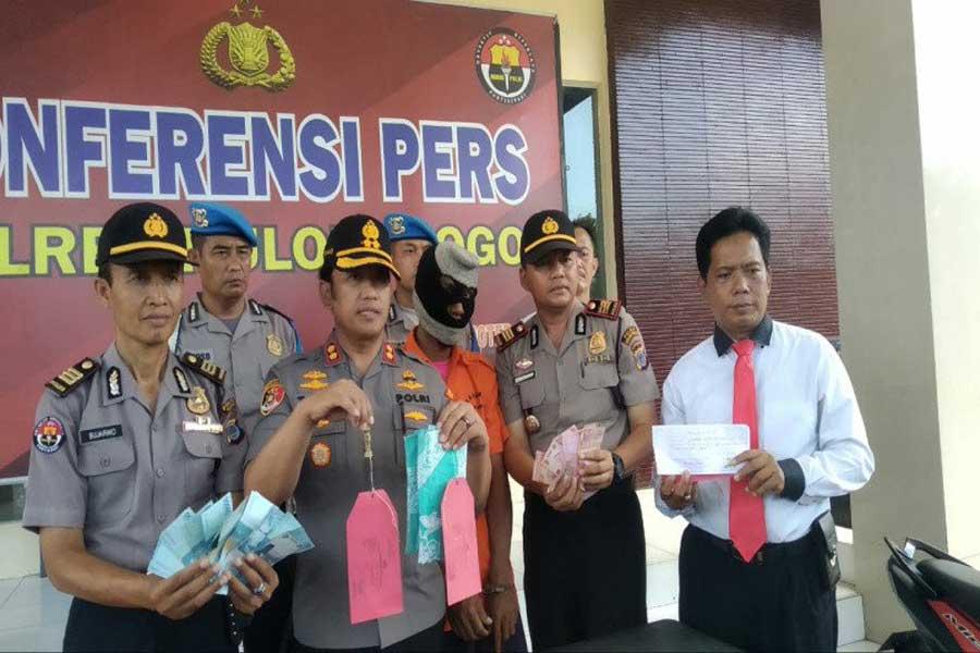 Polisi Ungkap Kasus Penipuan Bermodus Penggadaan Uang Cakram Net
