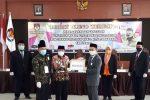 KPU Tetapkan Ngebas Sebagai Paslon Bupati dan Wakil Bupati Semarang Terpilih