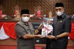 Bupati Semarang Sampaikan Rancangan Awal RPJMD 2021-2026 ke DPRD