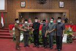 Bupati Semarang Sampaikan Raperda Pencegahan Permukiman Kumuh kepada DPRD